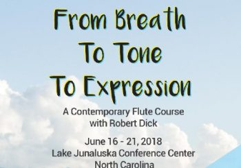 FROM BREATH TO TONE TO EXPRESSION