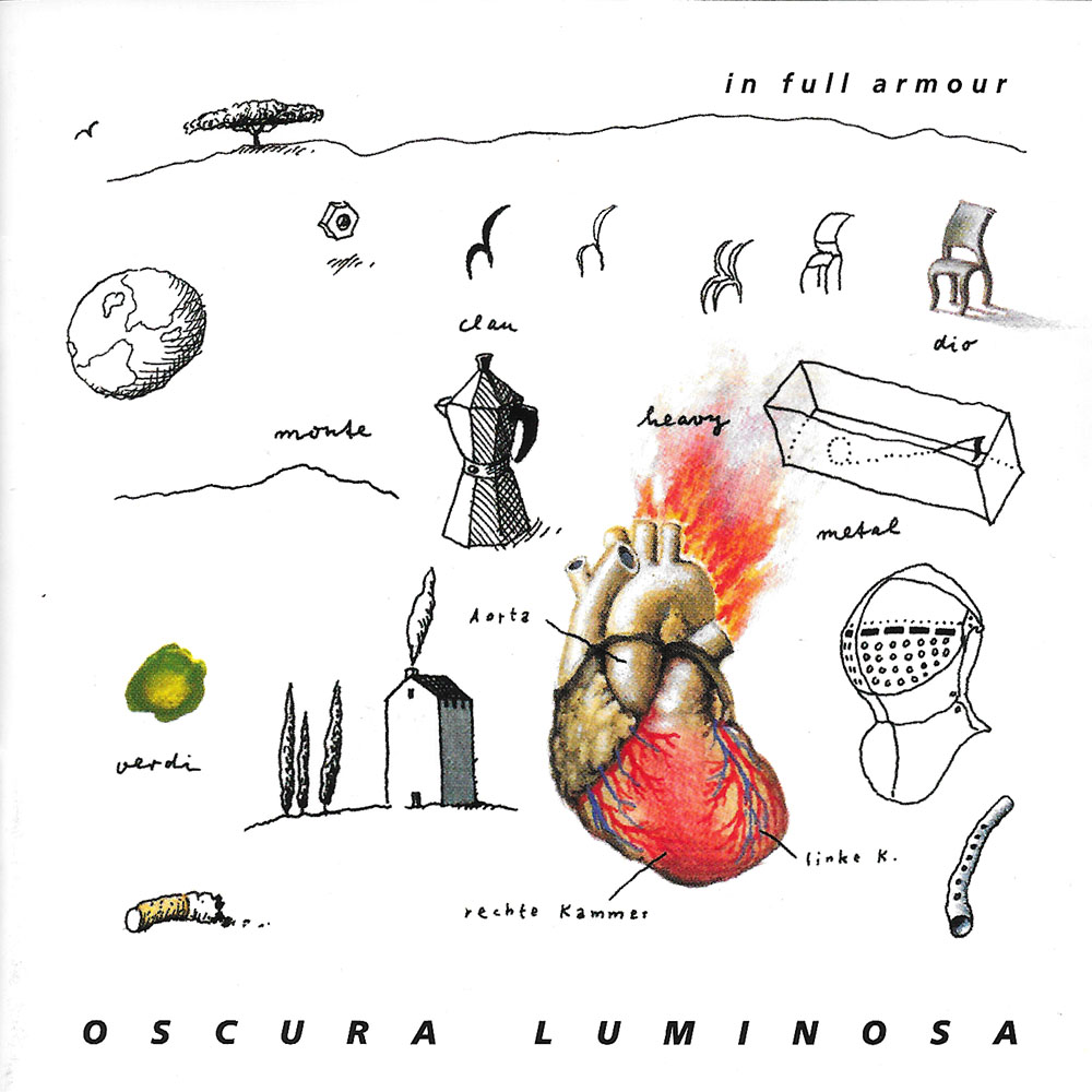 Oscura Luminosa - In Full Armour
