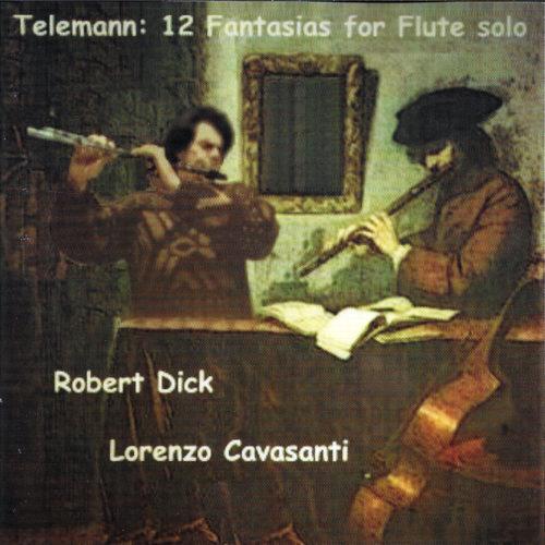 12 Fantasias for Flute Solo